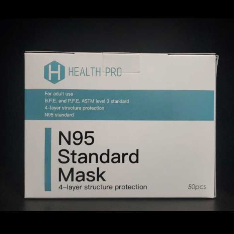4-layer Structure Protection N95 KN95 Standard Mask