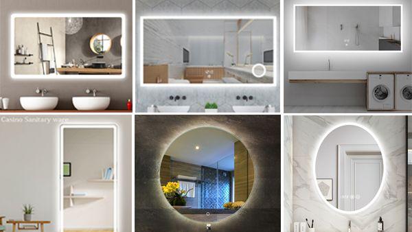 European style washroom modern bathroom vanity , bathroom cabinets from