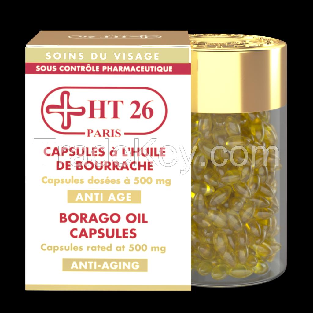 HT26 PARIS - Borago oil capsules