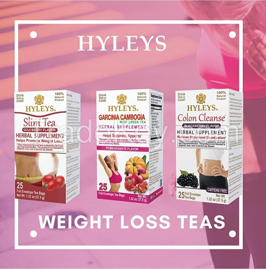 Hyleys Slim Powerful Weight Loss Combo Pack