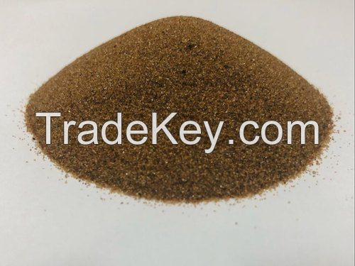 Sillimanite Sand, Grade: 80 To 150 Mesh, Packaging Size: 50 Kg Hdpe