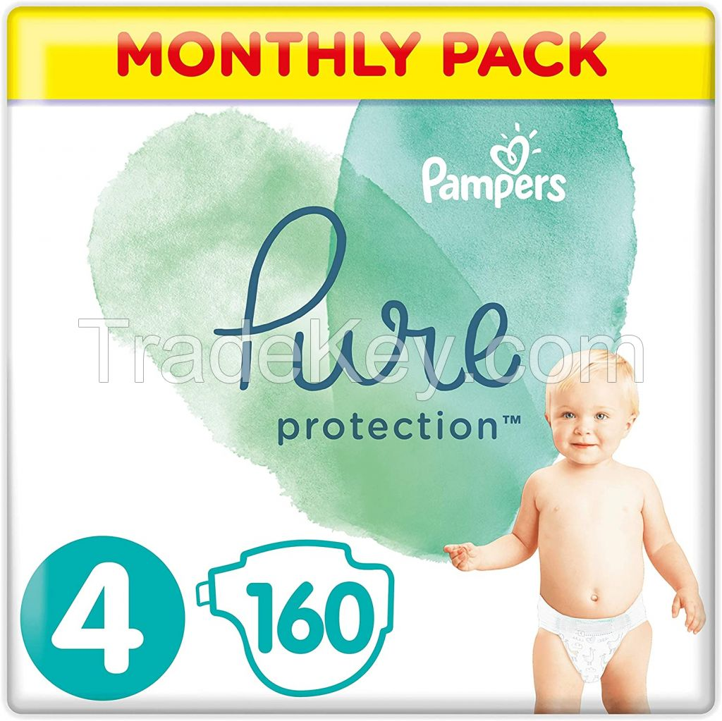Diapers pure protection
