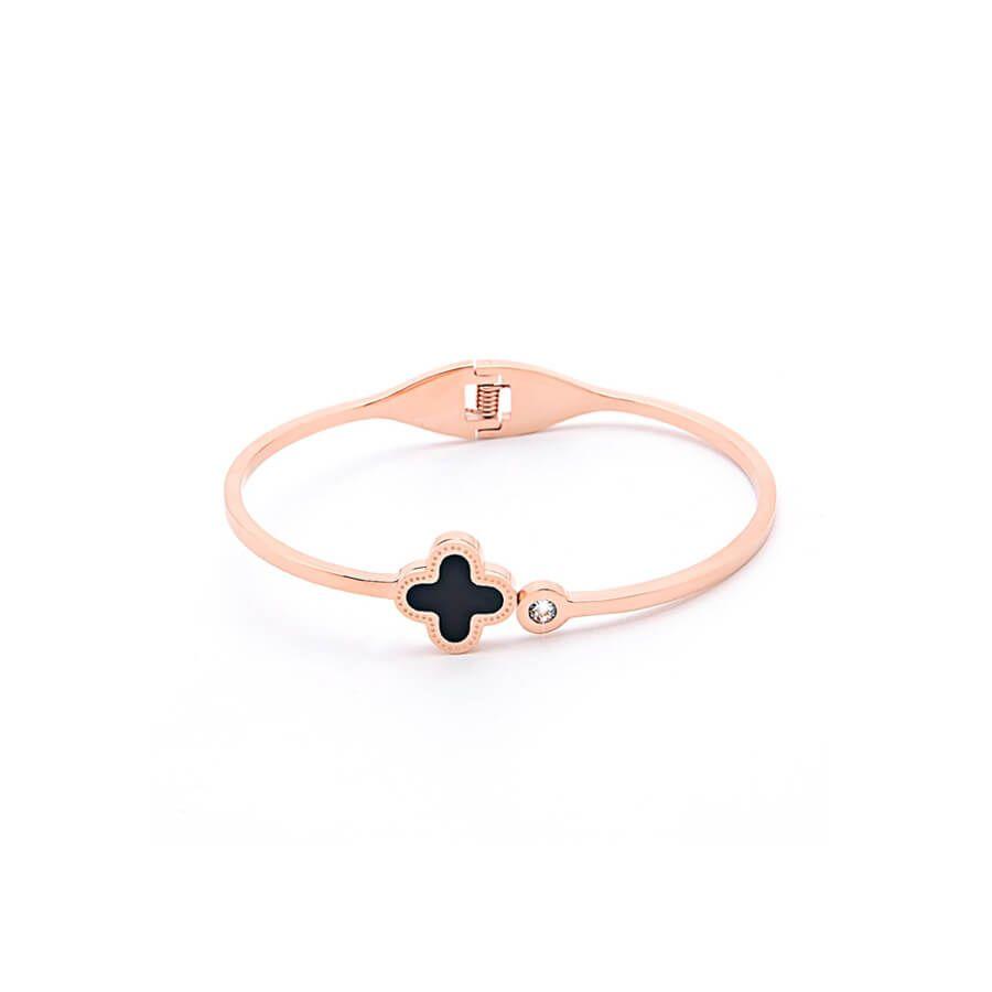 stainless steel diamond bracelets