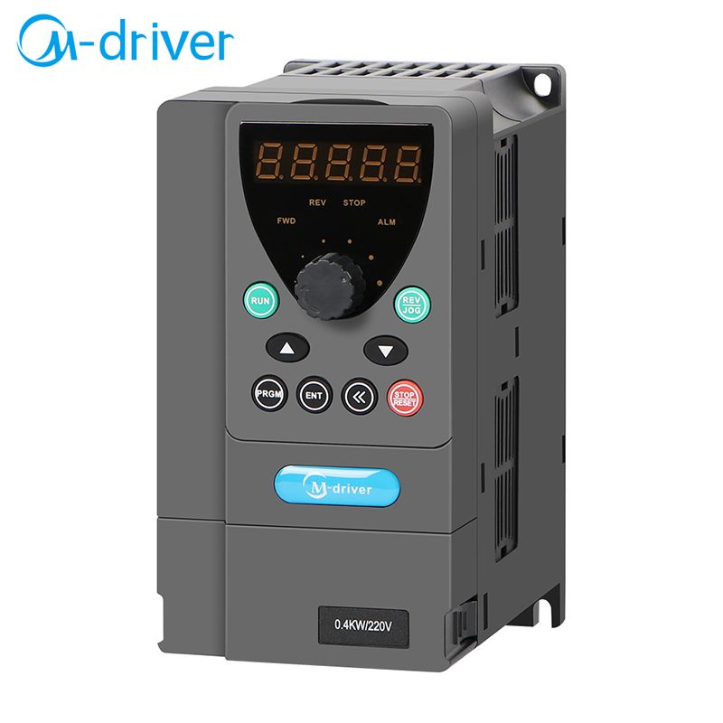 Mini Series Variable Frequency Inverter 0.4KW-1.5KW Low Voltage AC Drive