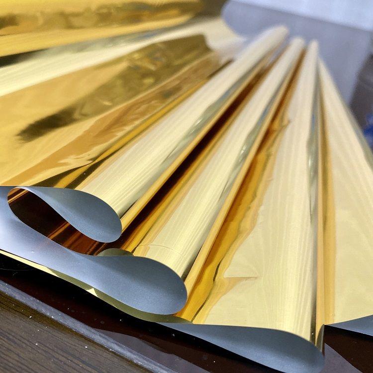 bopp film price offer pet aluminum thermal lamination film