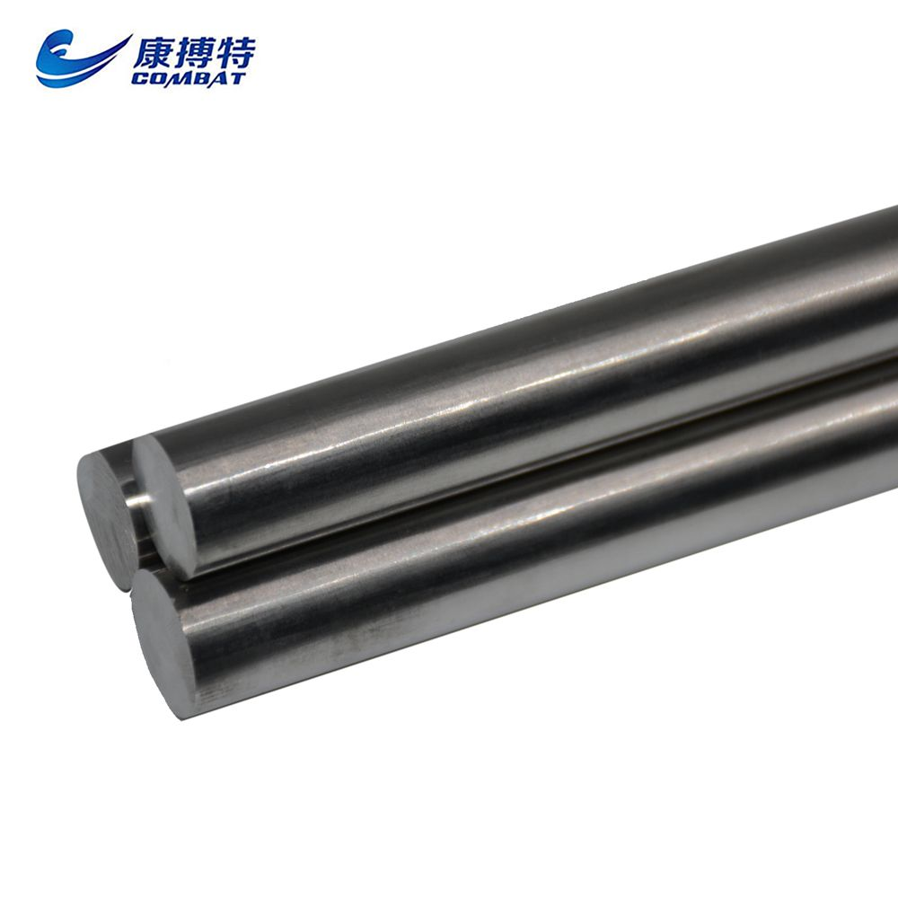 99.95% polished surface pure tungsten bar