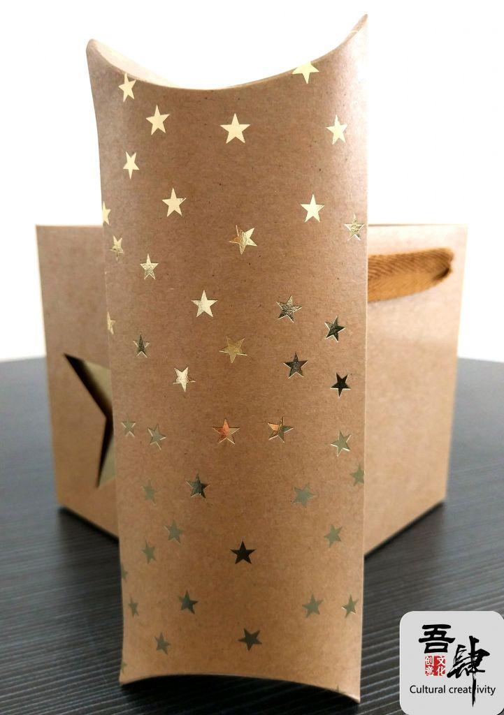 Bronzing paper bag