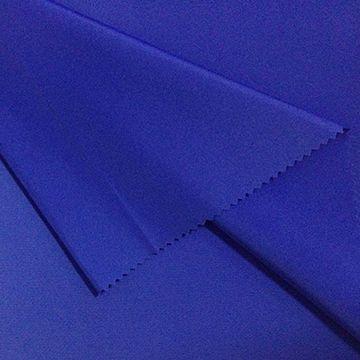 Purplish plain shape memory breathable waterproof fabric