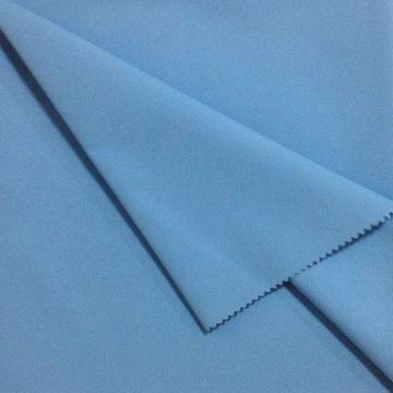 Blue PU Laminated Waterproof Taslan Fabric