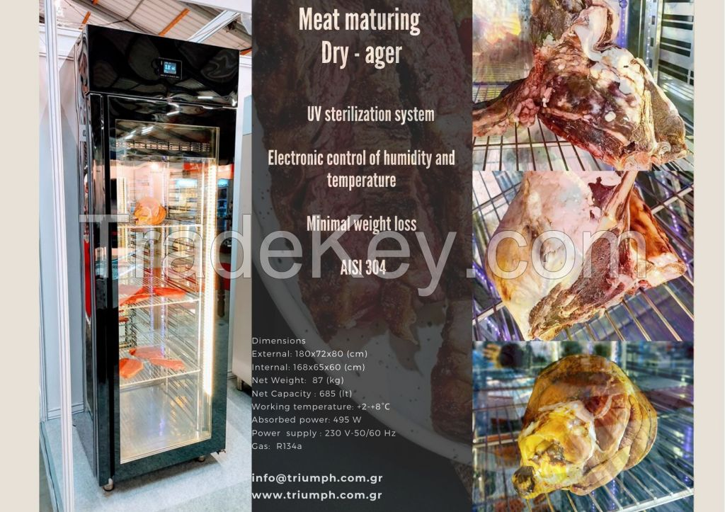 Meat maturing Dry Ager
