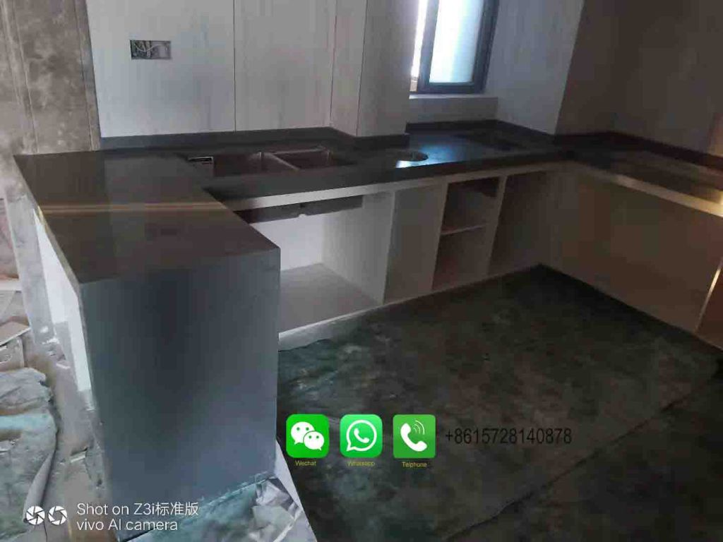 Foshan Weimeisi Wholesale Stone Slab Quartz, Marble, Granite Countertop for Kitchen