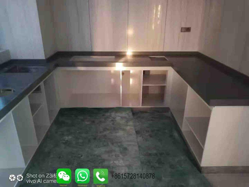 Foshan Weimeisi Decor kitchen Marble Quartz Countertops for cabinet