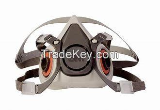 3M Half Facepiece Reusable Respirator 6200,6000,6100,6300