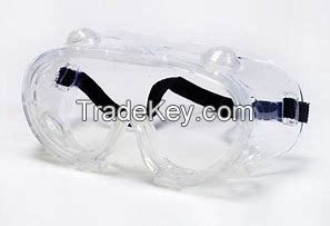 Disposable Safety Eye Glasses , Lens, Safety Goggles
