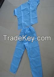 Disposable Surgical Blouse and Trouser
