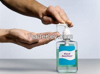 Alcoholic Hand Sanitizers