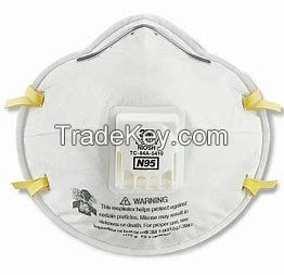 Disposable Medical 3M 9132 N95 Particulate Dust Mask, 3M N95 Mask with Valve