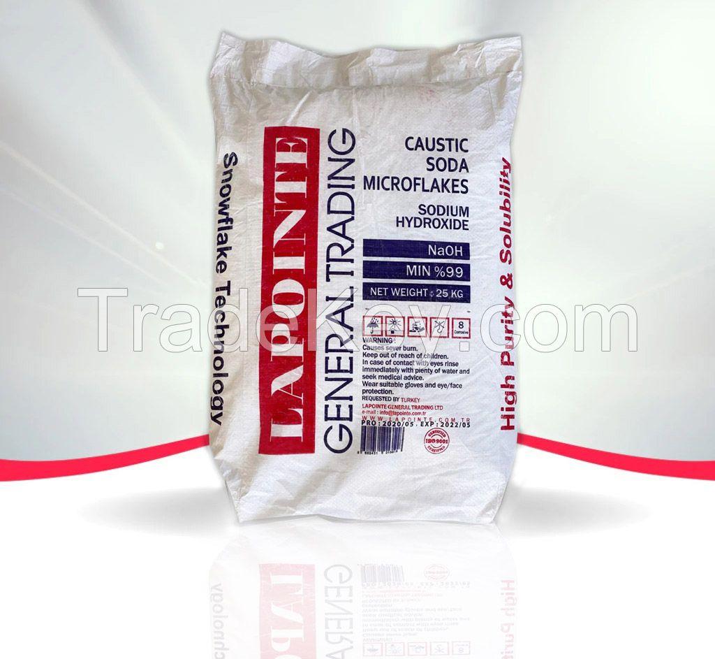 Lapointe Caustic Soda Flakes 99%