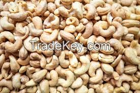 Dried organic cashews nuts/ cashews kernels