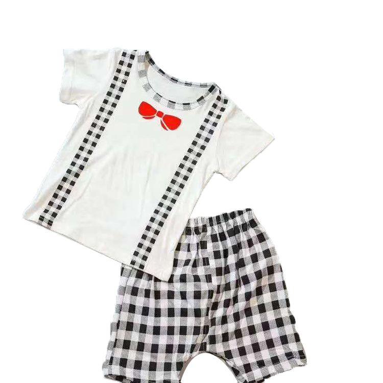 Children clothing sets apparel stock