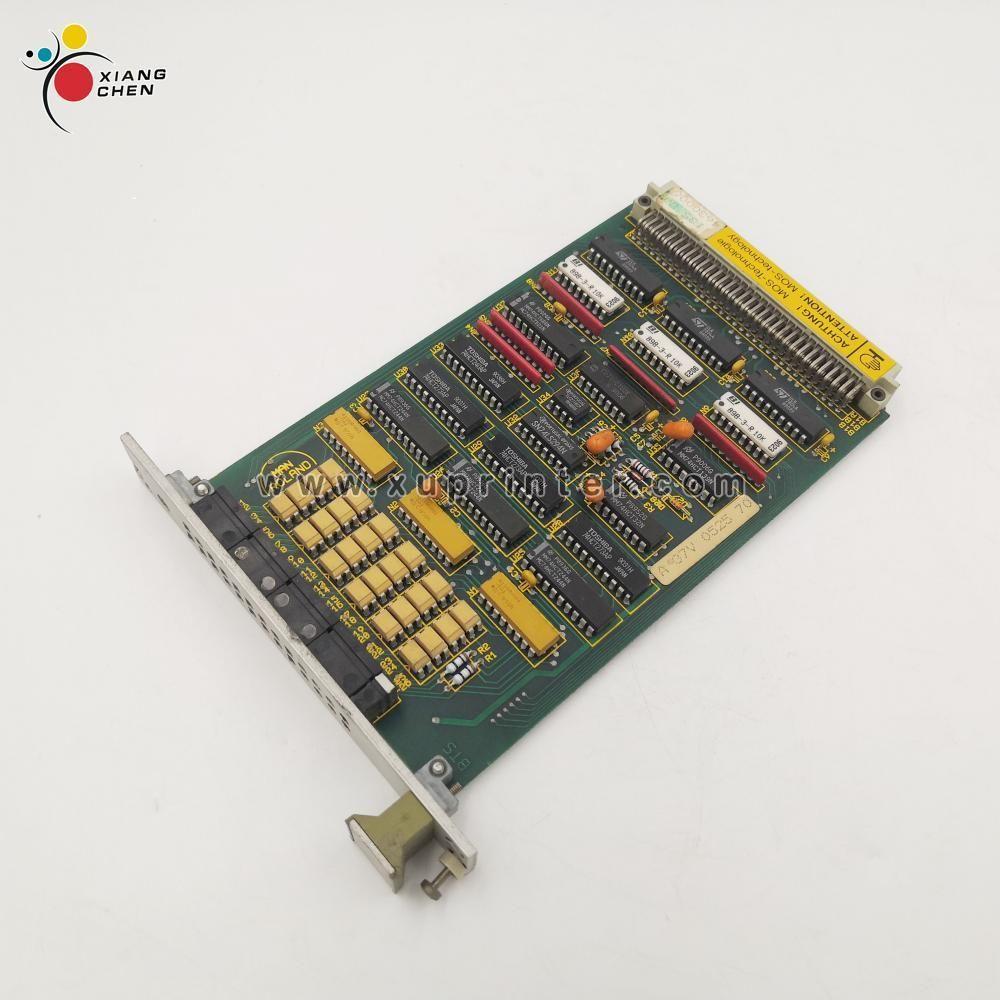 Roland Offset Printing Machine Parts Circuit Board Display Board PCB Board Electronic Card Board Flat Module Electronic