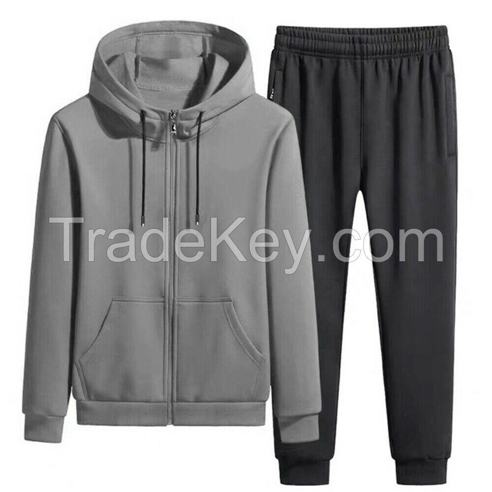 100% cotton track suit
