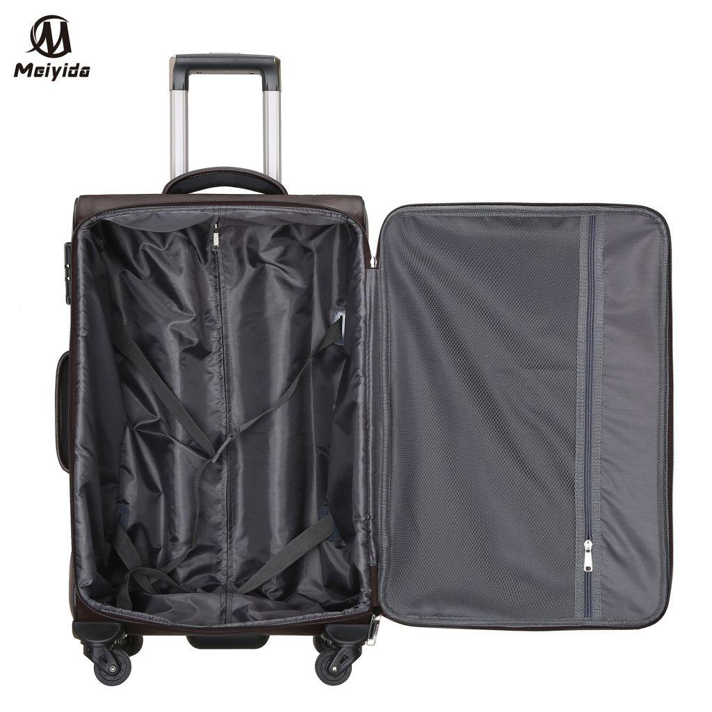 2020 new fabric waterproof luggage