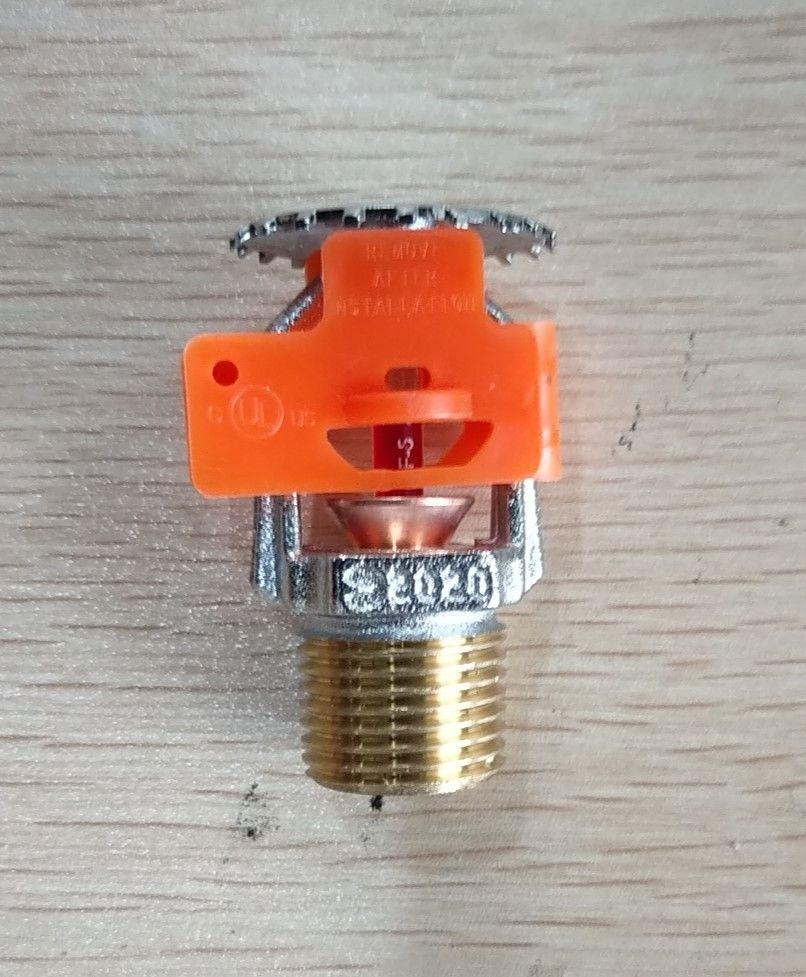 UL fire sprinkler heads, brass fire sprinkler, upright/pendent sprinkler heads