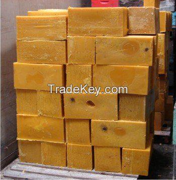 Pure Raw Yellow Honey Beewax