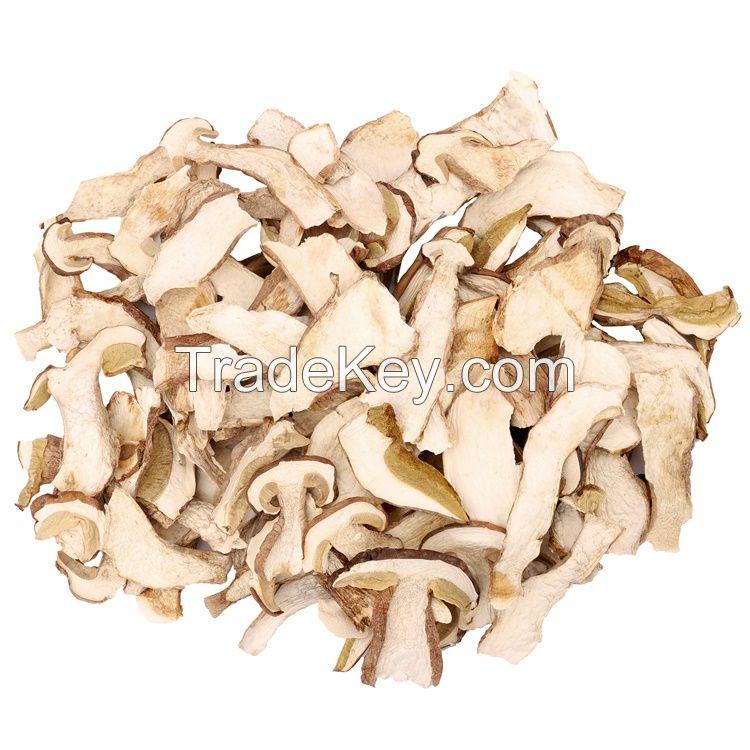 Dried King Boletus Mushroom