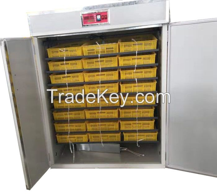 Full Automatic eggs  Incubation Machine with emergency power supplier Hovabator
