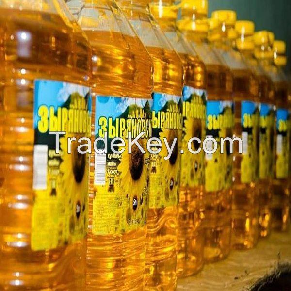 Pure Refined Ukraine Sunflower Oil Cooking Oil