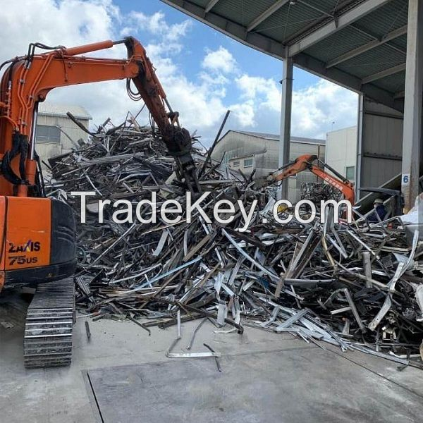 High Quality Aluminum Scrap 6063 with Factory Price