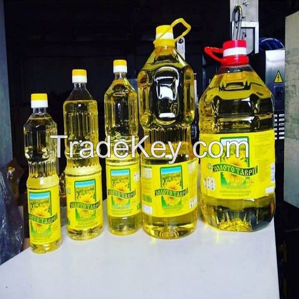 Ukrainian Crude Sunflower Oil - Supply Organic Cold Pressed Unrefined Sunflower