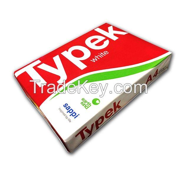 Typek A4 paper /TYPEK - COPY PAPER A4 /TYPEK white bond paper