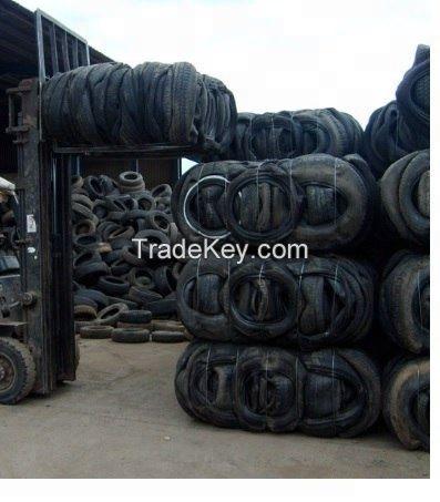 Grade 1 Scrap Tires