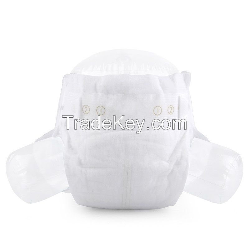 cheap pampering soft and breathable disposable baby diapers