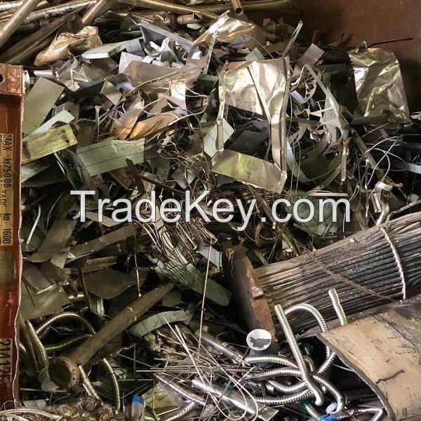 Aluminum extrusion scrap grade 6063
