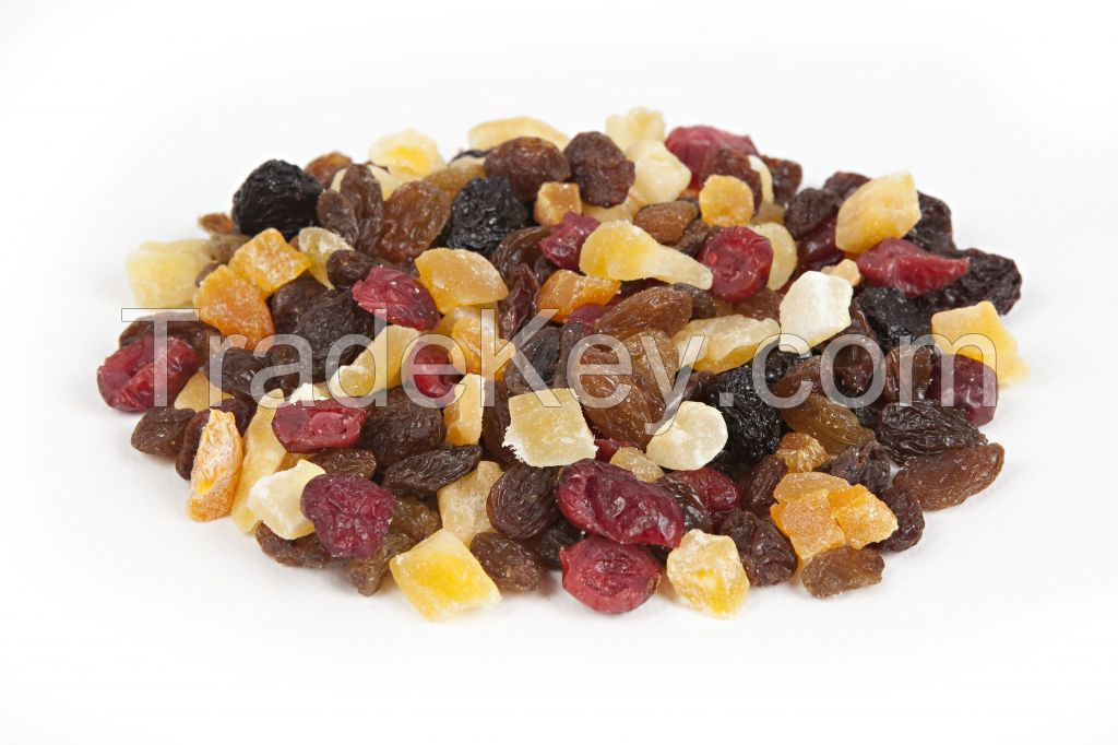 MIXED DRIED FRUITS for sale