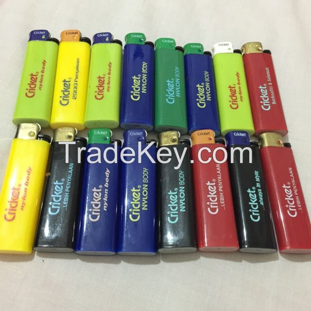 Wholesale Custom Original Cricket Lighters Disposable