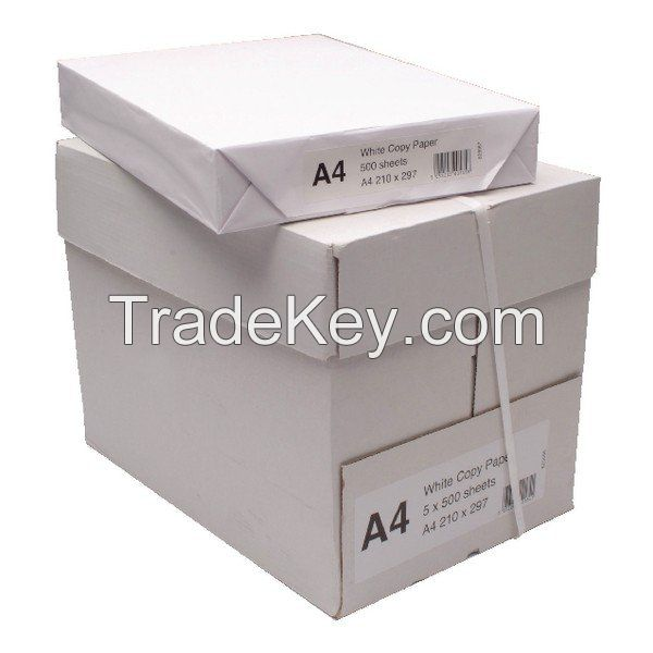 A4 WHITE OIFFICE PAPPER, WHITE A4 PRINTING PAPER 80 GSM
