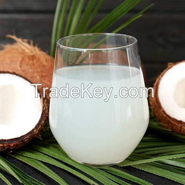 100% Fresh Coconut Water