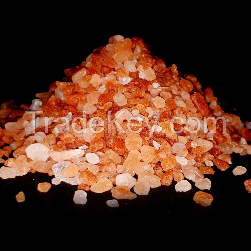 Pure High Quality Fine Grain/Coarse Himalayan Pink/Red Salt