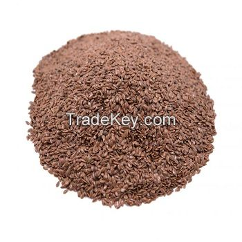 Natural Pure Quality Bulk Brown Flax Seed