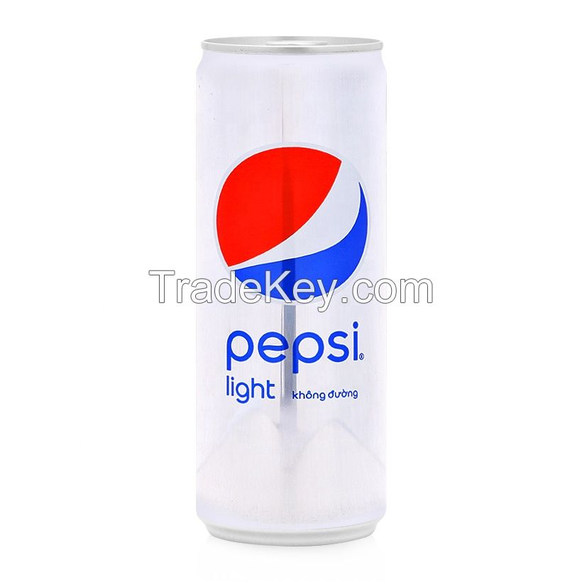 CARBONATED SOFT DRINK pepsi 330ML