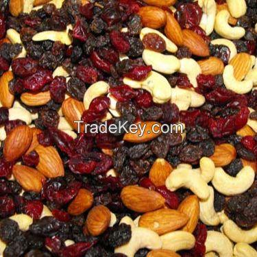Mixed Organic Nuts Snacks