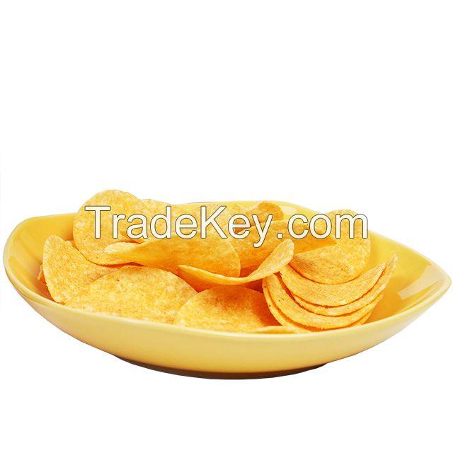 potato chips halal snaks