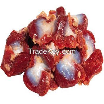 Halal Frozen Chicken Gizzard/ Frozen Chicken Liver/ Frozen Chicken Tails for sale