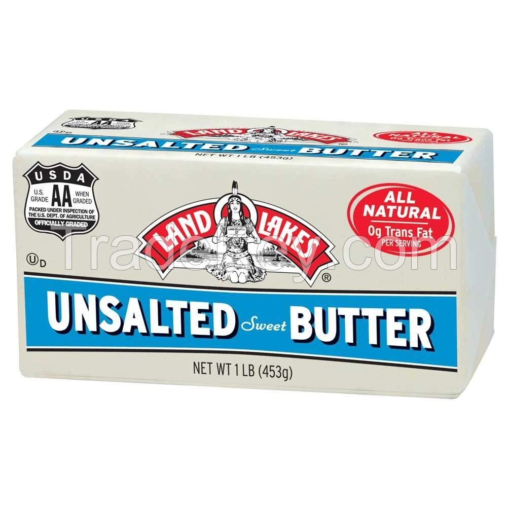Salted and Unsalted Butter,Fat Cow Butter,Unsalted Butter