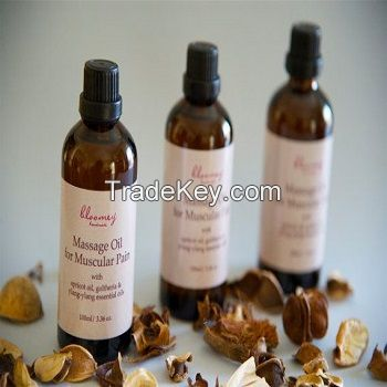 Natural Peel Extract Muscle Pain Relief Body Massage Oil Best Price
